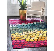 Link to Unique Loom 8' x 11' Estrella Rug