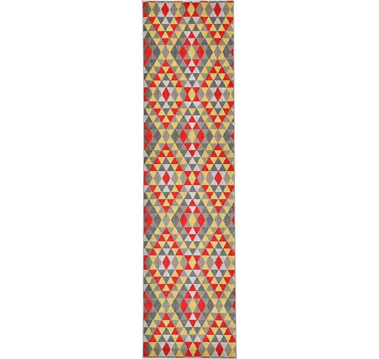 80cm x 305cm Santa Fe Runner Rug