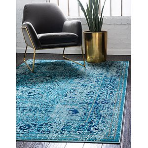 Unique Loom 3' 3 x 5' 3 Medici Rug