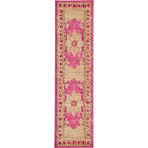 Link to 2' 7 x 10' Palazzo Runner Rug page
