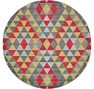 Link to Unique Loom 8' x 8' Sedona Round Rug