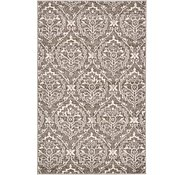 Link to 3' 3 x 5' 3 Damask Rug