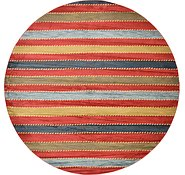 Link to 370cm x 370cm Kashkuli Gabbeh Round Rug
