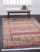 Unique Loom 10' x 13' Fars Rug thumbnail image 1