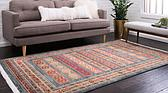 Unique Loom 10' x 13' Fars Rug thumbnail image 2