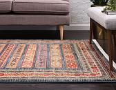 Unique Loom 10' x 13' Fars Rug thumbnail image 3