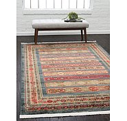Link to Unique Loom 12' 2 x 16' Fars Rug