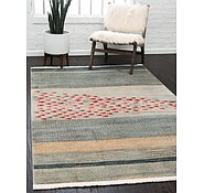 Link to Unique Loom 8' x 10' Fars Rug