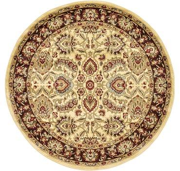185x185 Classic Agra Rug