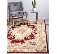 Link to Unique Loom 4' x 6' Versailles Rug