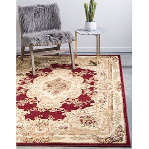 Link to 245cm x 345cm Classic Aubusson Rug page