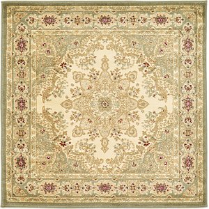 Link to 4' x 4' Classic Aubusson Squar... page
