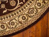 6' x 6' Chateau Round Rug thumbnail