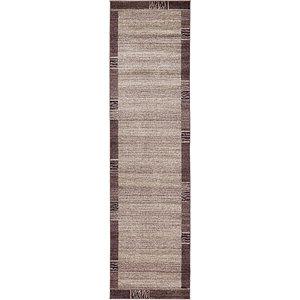 Unique Loom 2' 7 x 10' Del Mar Runner Rug