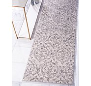 Link to 80cm x 305cm Damask Runner Rug