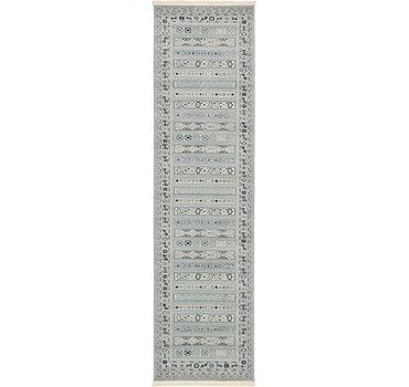 79x305 Kashkuli Gabbeh Rug