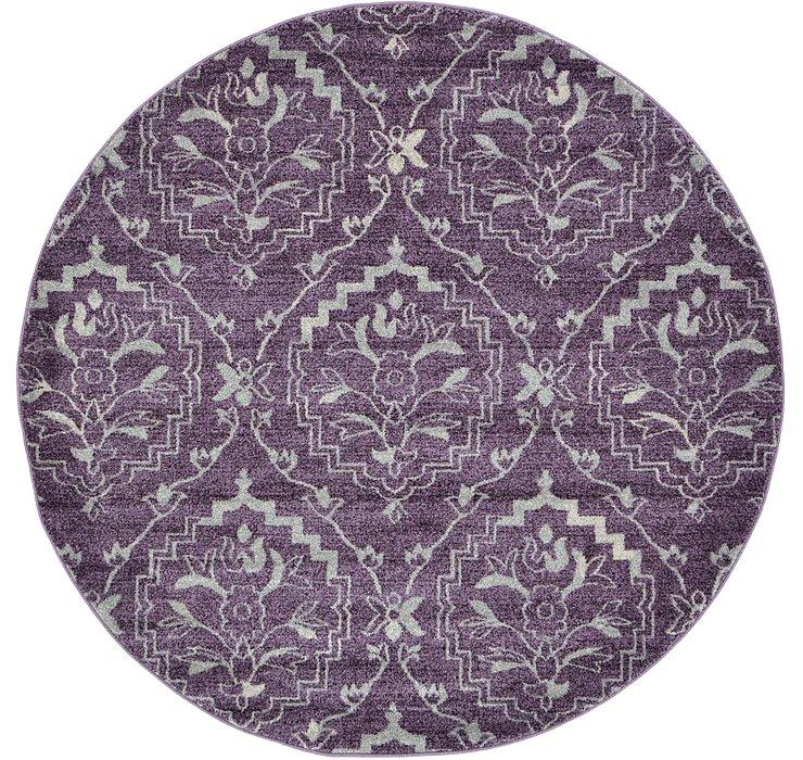 6' x 6' Diana Round Rug