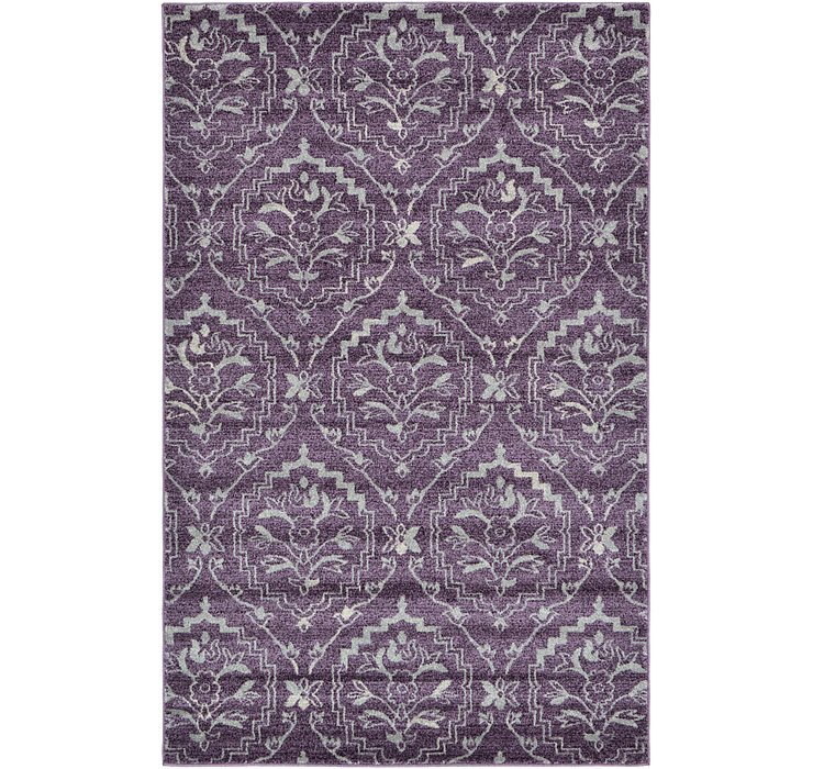 Purple Diana Rug