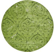 Link to 6' x 6' Damask Round Rug