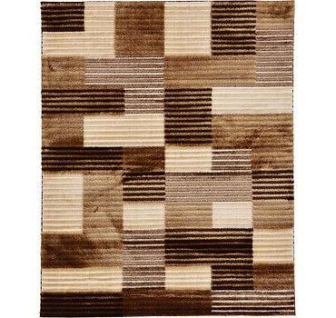 201x249 Textured Shag Rug