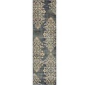Link to 2' 7 x 10' Damask Runner Rug