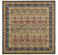 Link to 10' x 10' Kensington Square Rug