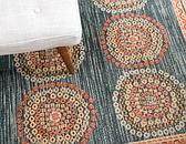 155cm x 245cm Kashkuli Gabbeh Rug thumbnail image 4