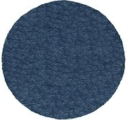 Link to 245cm x 245cm Luxe Solid Shag Round Rug