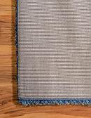 2' 2 x 3' Luxe Solid Shag Rug thumbnail