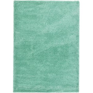 Link to 7' x 10' Luxe Solid Shag Rug page
