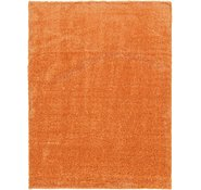 Link to 9' x 12' Luxe Solid Shag Rug