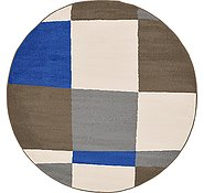 Link to 6' x 6' Frieze Round Rug