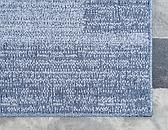 Unique Loom 2' 7 x 10' Del Mar Runner Rug thumbnail image 7
