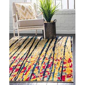 Unique Loom 7' x 10' Estrella Rug