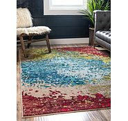 Link to Unique Loom 3' 3 x 5' 3 Estrella Rug