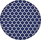12' 2 x 12' 2 Lattice Round Rug thumbnail image 8
