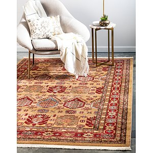 Unique Loom 10' 6 x 16' 5 Sahand Rug