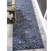 Link to 2' 7 x 10' Damask Runner Rug