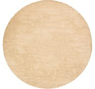 Link to 13' x 13' Solid Frieze Round Rug