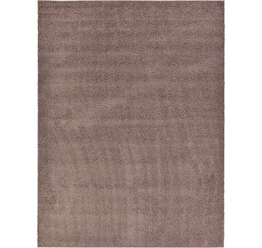 274x366 Solid Frieze Rug