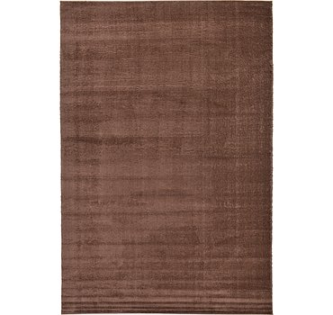 399x599 Solid Frieze Rug
