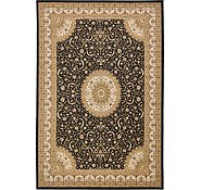 Link to 13' x 19' 8 Mashad Design Rug