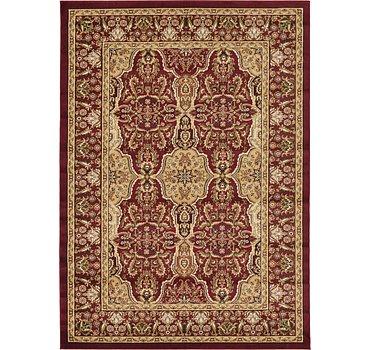216x305 Isfahan Design Rug