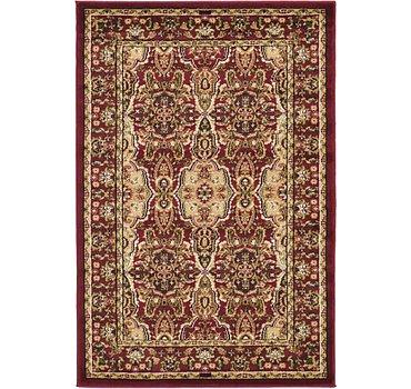99x150 Isfahan Design Rug