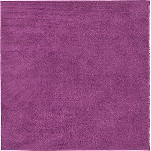 All Squares Purple  Rugs