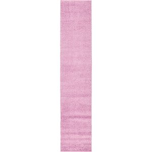 Link to 2' 7 x 13' Solid Frieze Runner Rug page