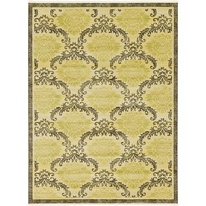 Link to 9' x 12' Damask Rug page