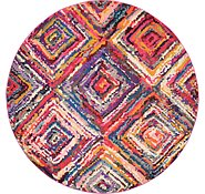 Link to Unique Loom 8' x 8' Barcelona Round Rug