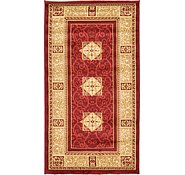 Link to 2' 7 x 5' Classic Aubusson Rug