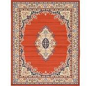 Link to 8' x 10' Mashad Design Rug